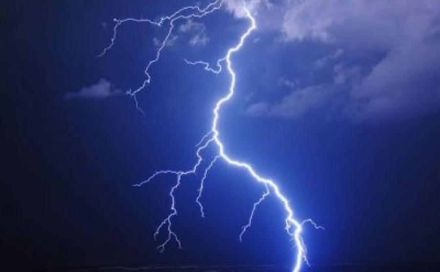 tragedia: Un hombre falleció tras ser alcanzado por un rayo